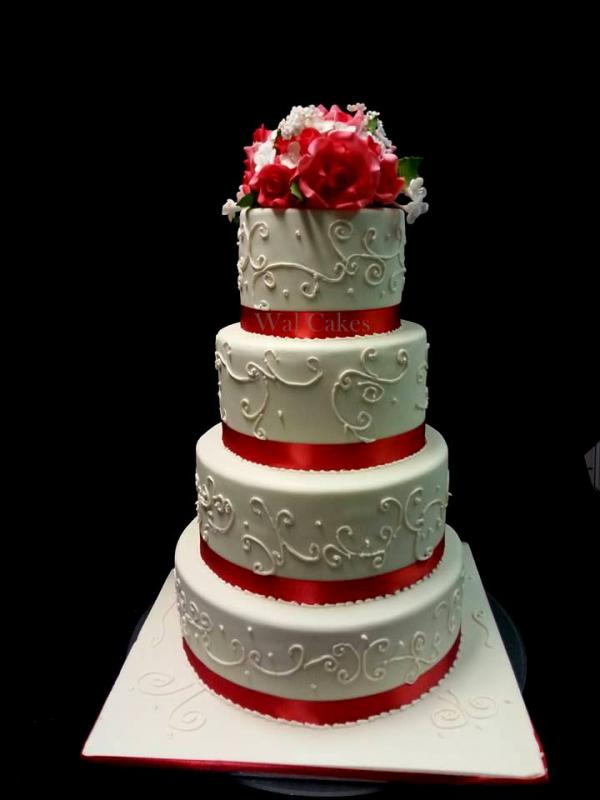 Wedding Cake Creation Sur Mesure Gateau De Mariage
